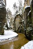Teplice-Adrspach Rocks, Czech Republic