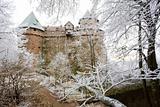 Haut-Koenigsbourg Castle, Alsace, France