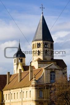 Abbey of Cluny, Burgundy, France