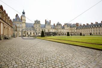 Palace Fontainebleau, Île-de-France, France
