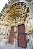 portal of basilica Notre-Dame-de-l´Eoine, L'Epine, Champagne, France