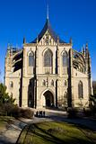Cathedral of St. Barbara, Kutna Hora, Czech Republic