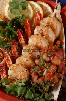 Sauteed Shrimp