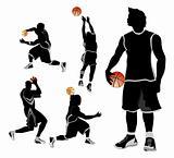 Basketball free style
