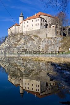 Ledec nad Sazavou Castle, Czech Republic