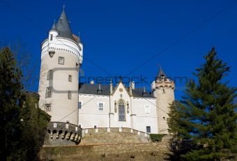 Castle Zleby, Czech Republic