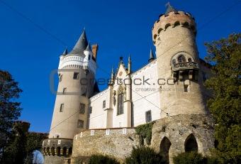 Castle Zleby, Czech Republic