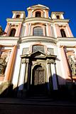 Church of St. Jan Nepomucky, Kutna Hora, Czech Republic