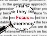 Magnify Focus