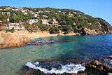 Cala Sant Francesc (Costa Brava, Spain)