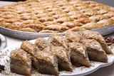 Multi layered Baklava