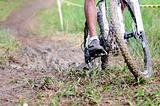 mountain biker legs