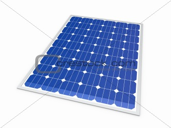3d solar power energy