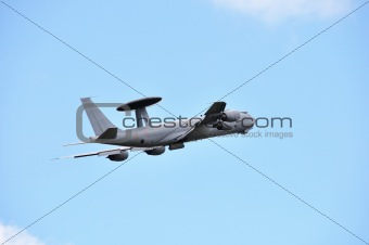 A French AWACS