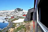 Train in Norway