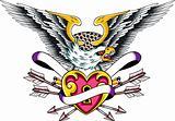 eagle classic emblem