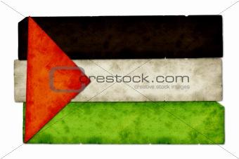 Palestine Flag Collage