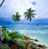 Anse Sévere, La Digue, Seychelles