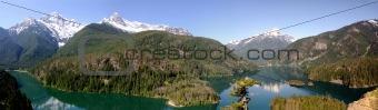 North Cascades Panorama