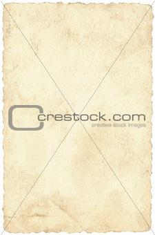 Old postcard background