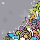 vector cartoon background