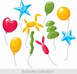 balloons collection