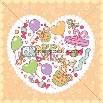 Image 4263076 Happy birthday card from Crestock Stock Photos