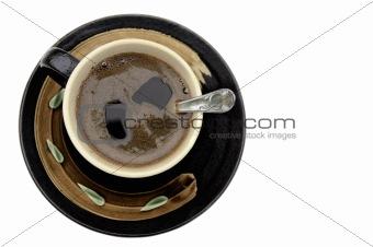 Cap Of Coffee
