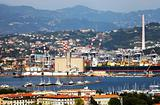 La Spezia Harbor, Ligurian Coast