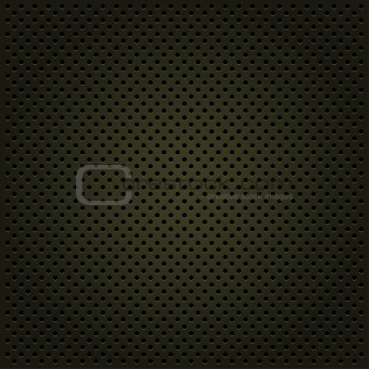 Template metallic background, vector