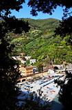 Monterosso al Mare - view from above