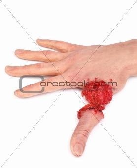 artificial human hand