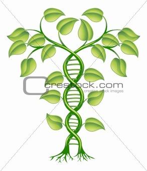 DNA plant concept