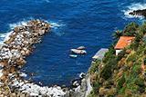 Riomaggiore - view from above