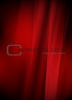 red background design