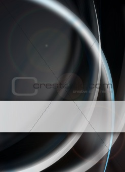 abstract black design