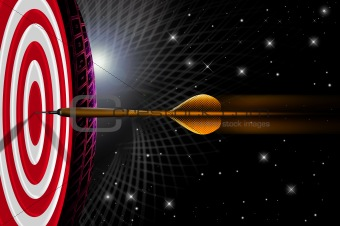 Futuristic target