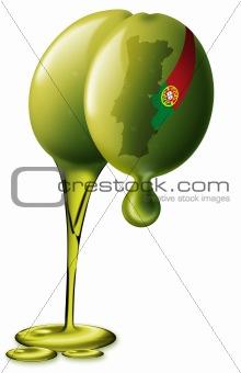 Olive Portugal