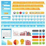 Web site design elements