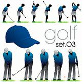 Golf lessons in phases 01