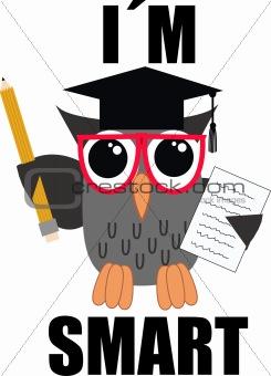 a smart owl