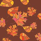 abstract autumn background