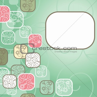 abstract cute background