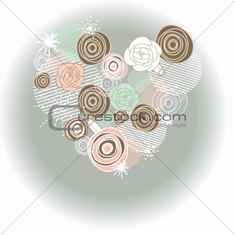 abstract vector illustration background