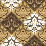 abstract seamless traditional background