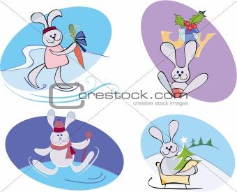 merry rabbits