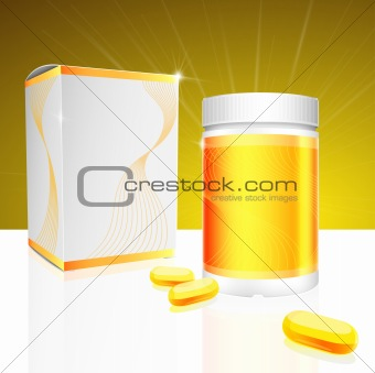 Capsule package design