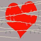 heart break symbol