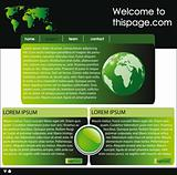 web site template 13