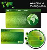 web site template 14